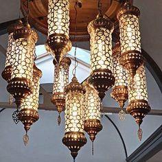 Chandelier lighting, Moroccan light, Turkish light, lighting Lamp, moroccan lantern, mosaic lamp, mosaic light, moroccan pendant