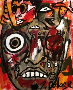 """""""El Pari"""" by Dodorye    dodoryeart.bigcartel.com"""