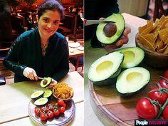 Alex Guarnaschelli's Avocado Ice Cream and signature guacamole recipes