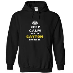 nice CAYTON tshirt, hoodie. Never Underestimate the Power of CAYTON