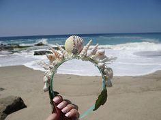 Mermaid Wai Crown Hawaiian Princess Crown mermaid crown