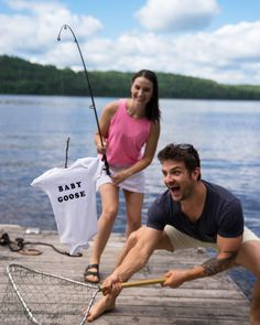 Pregnancy announcement - fishing, cottage, fun, cutest catch ever,. The Effective Pictures We Offe Country Baby Announcement, October Pregnancy Announcement, Cute Baby Announcements, Baby Shower Announcement, Pregnancy Announcement Photos, Baby Reveal Photos, Baby Fish, Baby Baby, Surprise Pregnancy