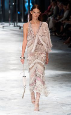 Roberto Cavalli S/S 2014 Milano Fashion Week