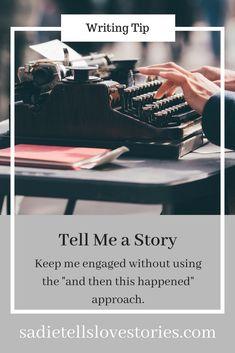 Writing Tips Freebie Wedding Anniversary Gifts, Wedding Gifts, Wedding Ideas, How We Met Stories, Wedding Story, Sadie, Writing Tips, Love Story, Shit Happens