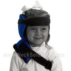 A Torticollis Brace To Restore Tone & Manage Torticollis For Children & Adults. Designed To Provide Low Load Passive Stretch For Progressive Restoration Chronic Inflammatory Demyelinating Polyneuropathy, Whiplash Injury, Facial Bones, Spring Technology, Motor Neuron, Degenerative Disease, Muscular Dystrophies, Radiation Therapy, Better Posture