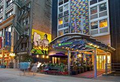 New York City Hotel - Wyndham Garden Manhattan Chelsea West Manhattan Hotels, Kimpton Hotels, West New York, Flatiron Building, New York Hotels, Hotel Reviews, Hotels And Resorts, Empire State Building, Night Life