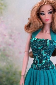 #BC48 <PROMO> Handmade Night Gown/Dress/Clothes For Barbie Dolls