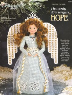 HEAVENLY MESSENGERS * HOPE by SANDRA MILLER-MAXFIELD AND FRAN ROHUS 1/8