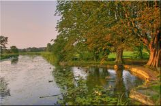 This beautiful Victorian swimming pool can be found on the River Stour at Sudbury water meadows.