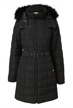 Coats & Jackets | Womens Coats, Blazers, Anoraks & Vests | Witchery Online - Longline Puffer