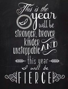 QUOTES ~ NOTE TO SELF: This is the year! #younique #teamleadingladies