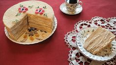 Marcinek, traditional cake from Podlasie (Poland)