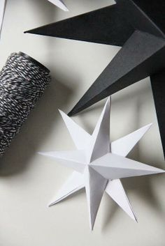 CIRKUS: DIY paperstars