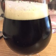 Brehm Bucks Brewing's Portland, Oregon homebrew Bald Head Imperial Oatmeal Stout. Partial mash extract recipe with cherry and espresso experimental batches.