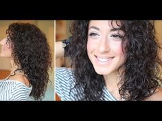 How To Get Big, Curly Hair in 10 Minutes! | hubpages