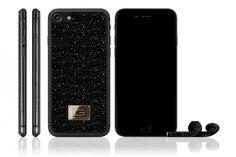 iPhone 7 cravejado com diamantes negros custa U$ 500 mil - R7