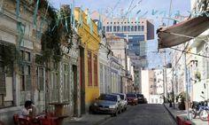 Com casario colorido e sossego, Morro da Conceição entra no roteiro cultural carioca - Jornal O Globo