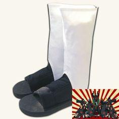 The Robe Of Naruto Akatsuki Shippuuden Ninja Halloween Cosplay Boots