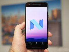 قم الآن بتحميل خلفيات نظام أندرويد إن Android N نسخة المعاينة الأولى بدقة عالية…