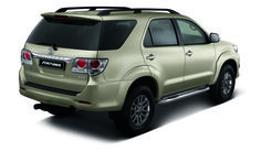 """Available exclusively on the Fortuner 3.0 and 4.0 range (Raised Body as well as 4×4 variants), the LTD Edition series will be manufactured at Toyota's world-class Prospecton Plant in Durban from July until September.  According to Kerry Roodt, General Manager of Marketing Communications: """"The new LTD Edition focuses on style and functionality while at the same time offering a proposition that represents sheer value for money."""