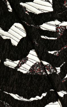 Bonded Velvet Jacquard Coating A-Line Skirt by Proenza Schouler for Preorder on Moda Operandi