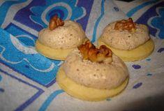 Myslivecké knoflíky II. - Recepty.cz - On-line kuchařka Muffin, Pudding, Sweets, Cookies, Breakfast, Food, Crack Crackers, Morning Coffee, Gummi Candy