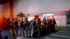 PROTESTO CONTRA O AUMENTO DA PASSAGEM DE ÔNIBUS EM CURITIBA