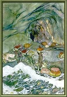 Edmund Dulac - The Tempest
