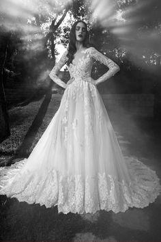 Zuhair Murad Bridal Fall 2016 Fashion Show