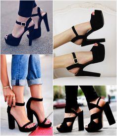 Trend da Vez: Sandália de Plataforma
