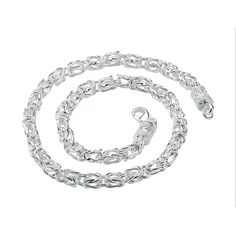 * Penny Deals * - Happy Gogou 925 Sterling Silver Rolo Chain Necklace Dragon Clasp * You can get more details by clicking on the image.