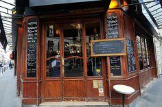 L'Armagnac café bar @ 104 rue Charonne, Paris. Photo by jmvnoos in Paris