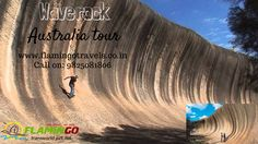 Visit Amazing destination of Australia, To visit Wave rock, Book australia tour packages.