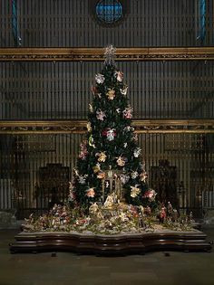 Tree in Met. Museum