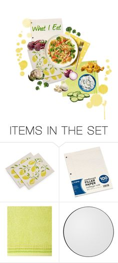 """""""❀ What I Eat ❀"""" by little-miss-rhapsody ❤ liked on Polyvore featuring art"""