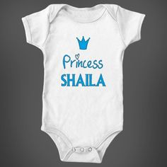 Frozen Princess Shaila Baby Girl Name