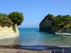 Cheap Rent A Car in Corfu Greece - Enjoy your holidays in Corfu and drive to the coastline resorts Corfu Sidari, Compare Cars, Corfu Greece, Car Rental, Places To Visit, Coast, Explore, Beach, Water