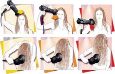 Use a Diffuser | 18 Curly Girl Hair Care Hacks