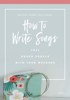 Writing lyrics that speak to people requires clarity and interesting use of language. Learn a songwriting technique for memorable lyrics by clicking here!  | SongFancy.com