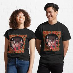 """""""KISS Band"""" T-shirt by ind3finite 