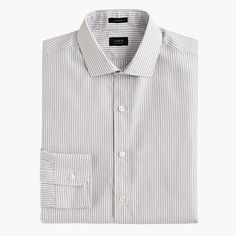 Good vertical stripe. Neutral color to wear with blue or green pants