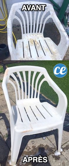 Outdoor Chairs, Outdoor Furniture, Outdoor Decor, Positive Attitude, Utila, Clean House, Habitats, Life Hacks, Cleaning