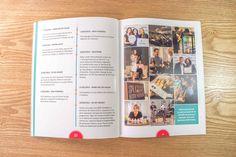Bilan annuel 100 000 Entrepreneurs – bham.fr  #miseenpage #layout #graphisme
