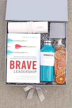 Fill your new employee welcome kit with gifts that will ease their transition during the first few days in the office.