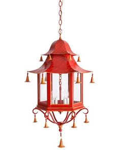 Two World Arts Light Fixture - Do you like to keep up with the latest trend? Add bright colors and Asian motifs to your home's decor! Asian Lighting, Home Lighting, Lighting Design, Japanese Interior Design, Asian Design, Asian Home Decor, Diy Home Decor, Feng Shui, Chinoiserie Chic