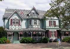 cape+may+victorian+houses | Victorian House #1c | Flickr - Photo Sharing!
