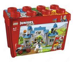 Акция Лего Джуниор LEGO Juniors Рыцарский замок 10676 В Наличии