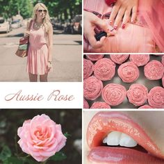 Aussie Rose. Perfect for everyday wear. Contact me to order this color.: