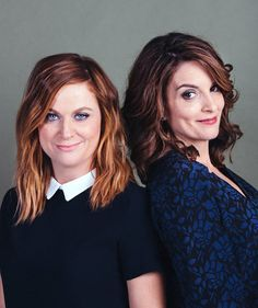 Amy Poehler and Tina Fey: When Leaning In, Laughing Matters - NYTimes.com