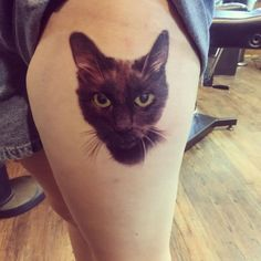Cat Tattoos | POPSUGAR Pets